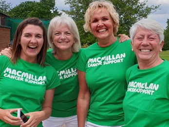 Puttenham Foursome Win Golfing Trip to Portugal with the Macmillan Longest Day Golf Challenge