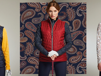 PING Unveils Most Expansive AW21 Women's Apparel Collection To-Date