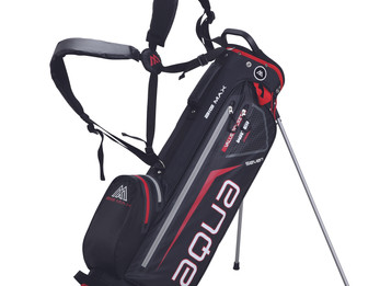 BIG MAX HELPS GET GOLFERS BACK ON COURSE WITH THE AQUA SEVEN WINTER BAG