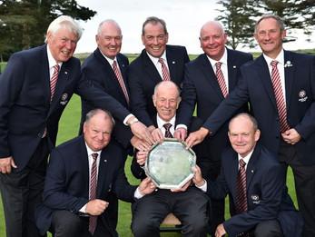 Home Internationals triumph for England seniors