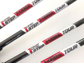 KBS LAUNCHES THE 1 ONE STEP TOUR PUTTER SHAFT