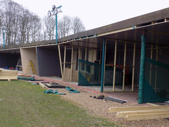 Hoebridge Golf Centre Completes £180,000 Driving Range Refurbishment