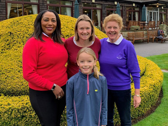 Walton Heath sign Women in Golf Charter