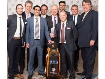 Windlesham Golf Club in Surrey wins top England Golf award