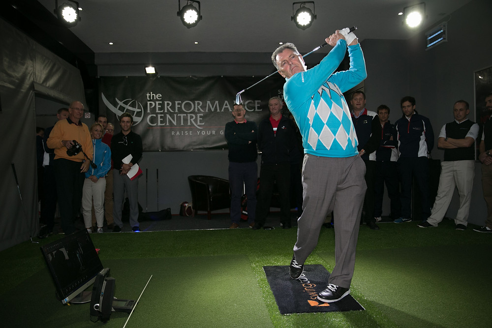 Bernard Gallacher opens Performance Centre.jpg