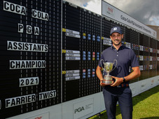 A TWIST IN THE FINAL DAY AS FARLEIGH HOSTS PGA ASSISTANTS' CHAMPIONSHIP
