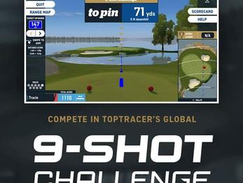 Toptracer's Inaugural Global Nine-Shot Range Challenge Debuting December 5-8