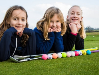 Girls Golf Rocks is back for 2021 and the sign-up process for beginner girls is now live.