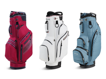 BIG MAX BRINGS TRIPLE STYLE TO THE FAIRWAY