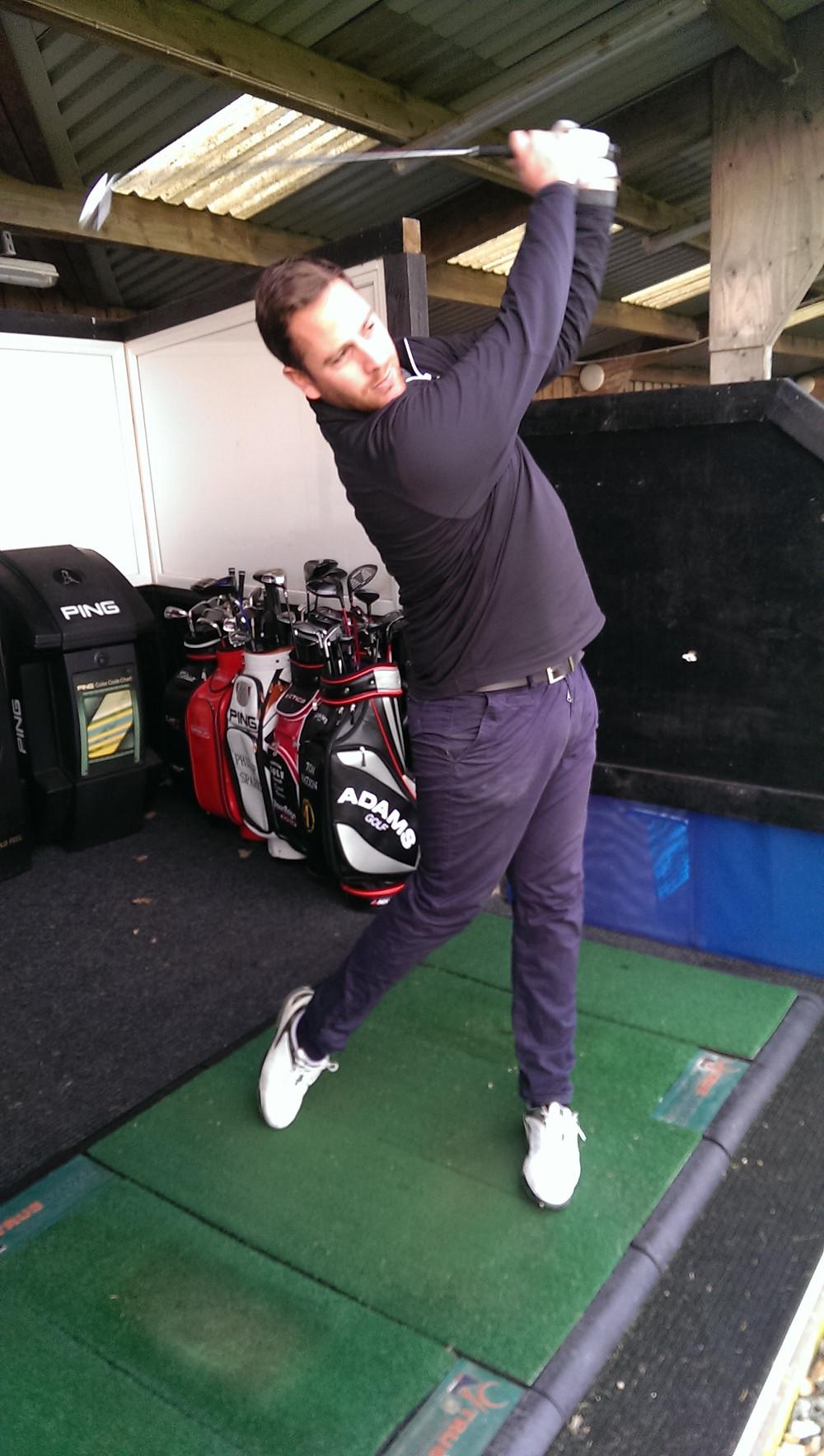 Max Brackley (Manston Golf Centre) Dec 2014.jpg
