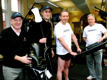Speedflex Proves a Big 'Hit' With Golfers