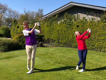 ROYAL MID-SURREY CAPTAINS LOOK TO COMBINE SOCIAL FUN WITH GOLF