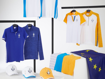 PING announces details of Team Europe Solheim Cup collection