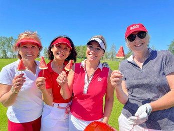 WOMEN'S GOLF DAY 2021 SETS NEW GLOBAL RECORDS
