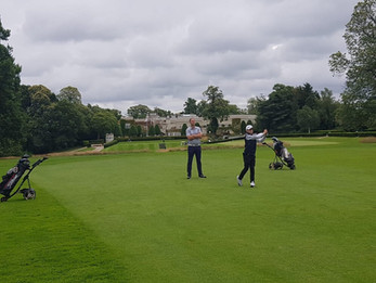 Lockdown With Luke Jones - Horton Park Golf School