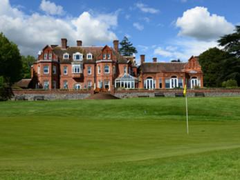 Enjoy Golf every day at Tyrrells Wood Golf Club