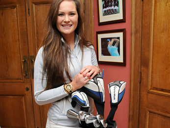 ANNABEL DIMMOCK TURNS PROFESSIONAL