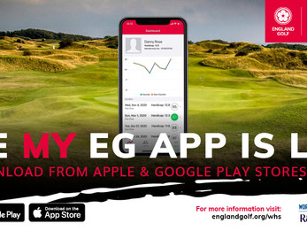 ENGLAND GOLF LAUNCHES WORLD HANDICAP SYSTEM APP