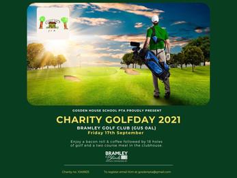 Bramley Golf Club - charity golf day