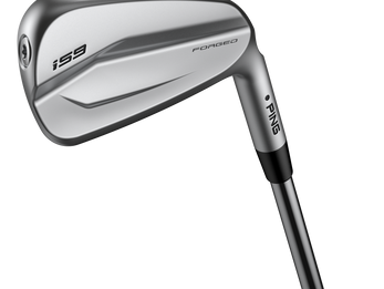 PING elevates forged iron design with introduction of i59 irons