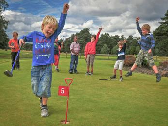 Crown Golf sets 14 July date for #Junior100 giveaway