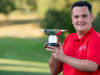 Groves takes his first home soil title at the English Disability Open
