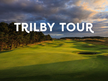 TRILBY TOUR MOVES AHEAD WITH DARWIN ESCAPES