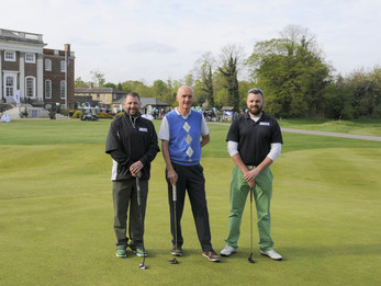 Richmond Golf Club is 'On Course' to support injured servicemen and women