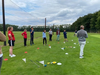 Club Activator   Courses offer volunteers the chance to grow the game