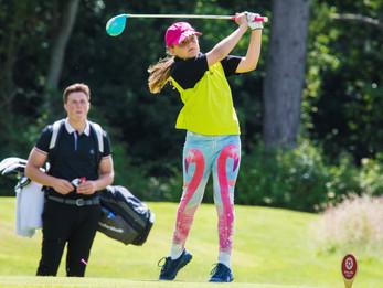 Three new partners boost junior golf drive