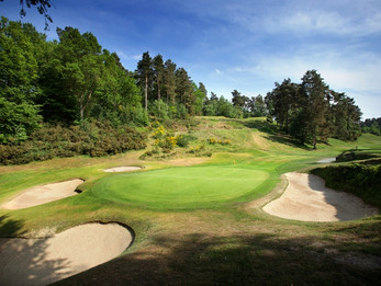 Five of England's Finest Heathland Courses Join Forces as Southern Counties Heathland Golf Tour