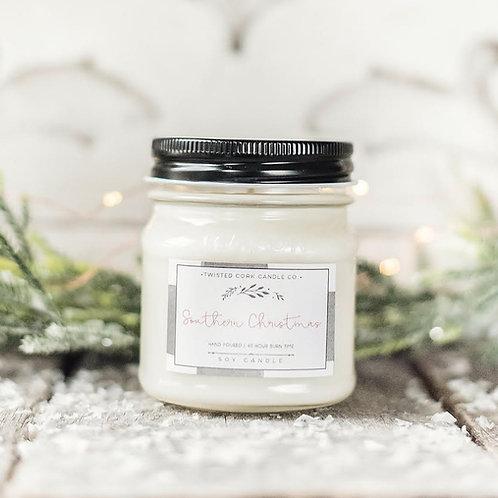 Southern Christmas            Mason Jar