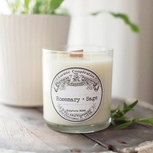 Rosemary + Sage