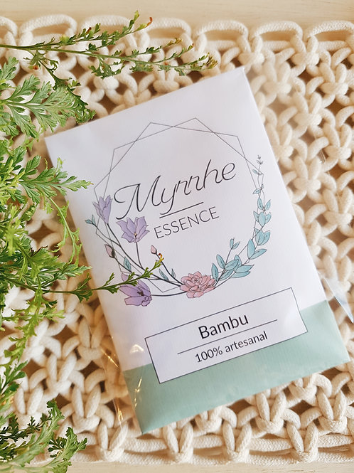 envelope+perfumado+bambu