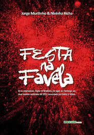 Livro Festa na Favela