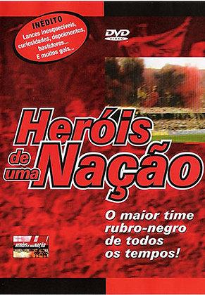 DVD - HERÓIS DA NAÇÃO