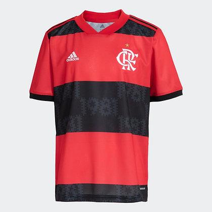 Camisa Oficial 1 Flamengo Infantil