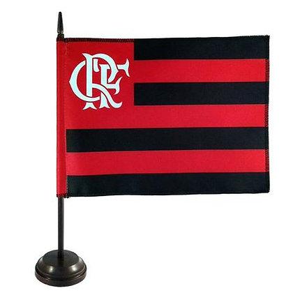 Bandeira de mesa Flamengo (CRF)