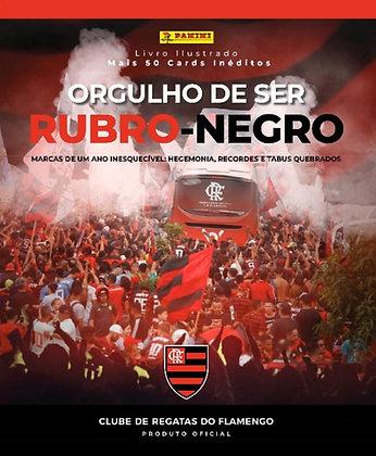 Album de Figurinhas Orgulho de Ser Rubro-Negro (capa dura)