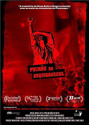 DVD - PULMÃO DA ARQUIBANCADA