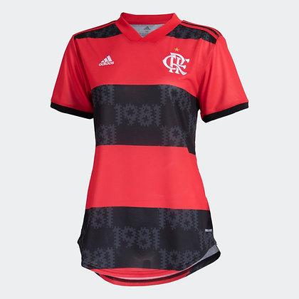 Babylook Oficial 1 Flamengo 2021/2022