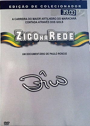 DVD - ZICO NA REDE