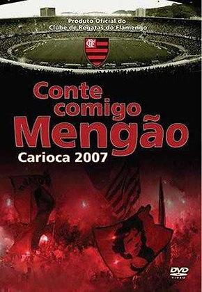 DVD - CONTE COMIGO MENGÃO, CARIOCA 2007