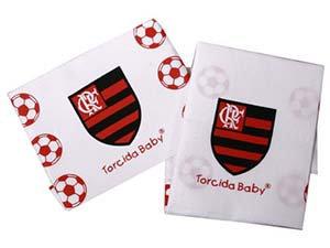 LENÇOL P/BERÇO TORCIDA BABY