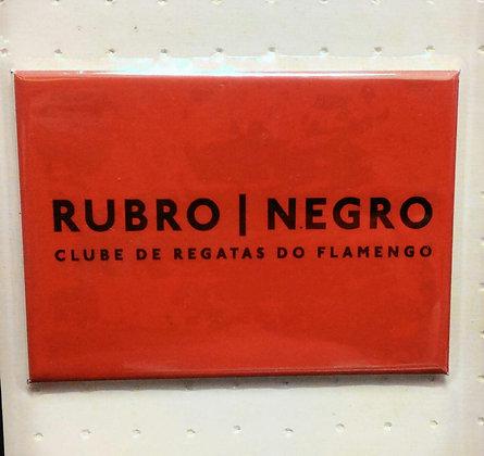 IMÃ RUBRO-NEGRO