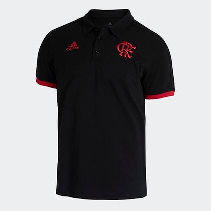 Pólo 3 Stripes Flamengo