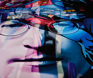 John Lennon Fleece