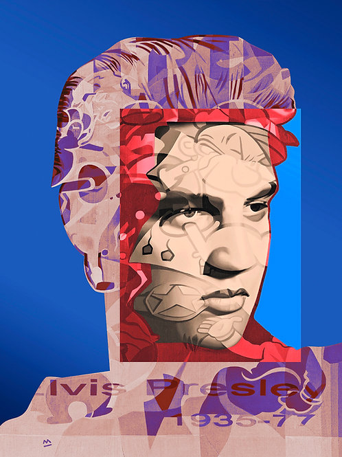 Elvis Presley 'Portrait of a King'