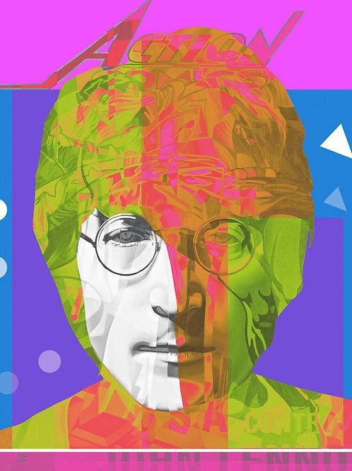 John Lennon 'Graphic Genius'