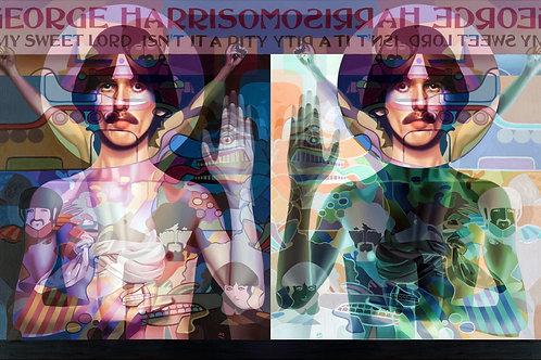 George Harrison 'X-Ray Vision'